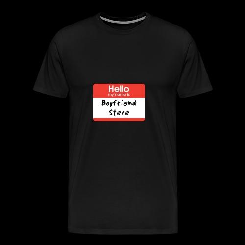 Boyfriend Steve - Men's Premium T-Shirt