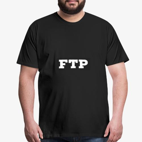 FTP - Men's Premium T-Shirt