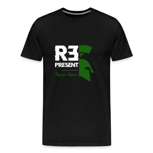 repstate - Men's Premium T-Shirt