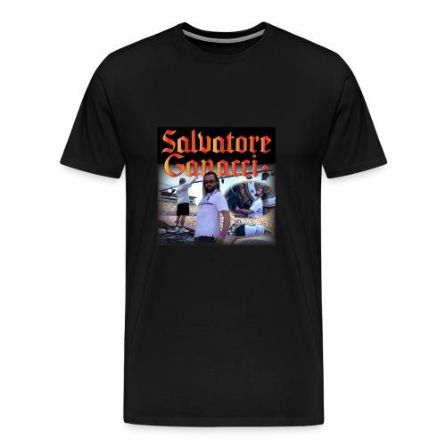 God Is a DJ - Men's Premium T-Shirt