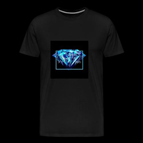 Skyre Diamond Print - Men's Premium T-Shirt
