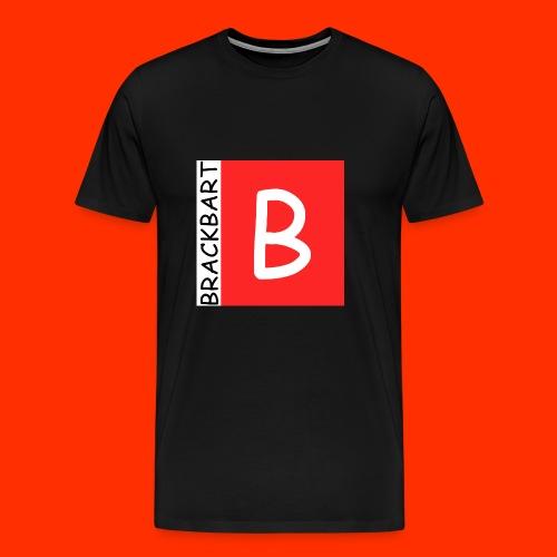 Brackbart Official Logo - Men's Premium T-Shirt