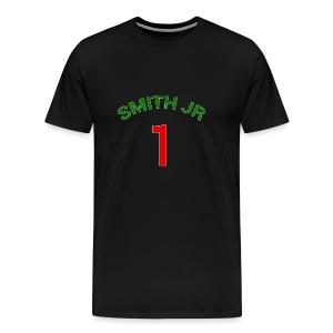 D Smith Jr Jersey Shirt - Men's Premium T-Shirt