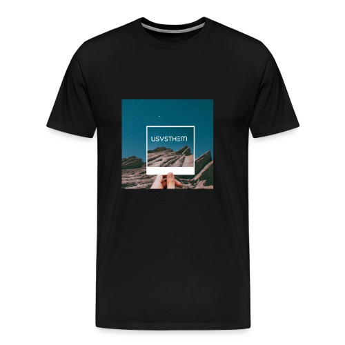 Views POLAROID SERIES - Men's Premium T-Shirt