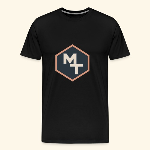 Maximum Tips Logo - Men's Premium T-Shirt