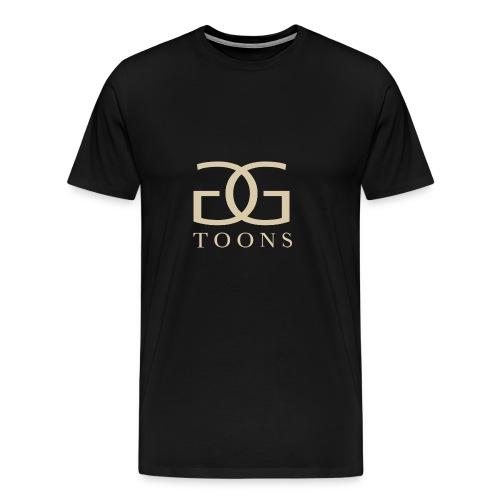 GG Toons Gold - Men's Premium T-Shirt