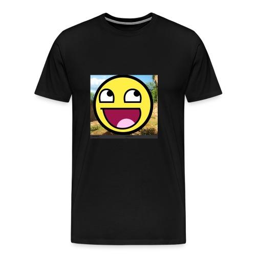 7BF230E1 0560 42CF B3DA D1C714EB80AF - Men's Premium T-Shirt
