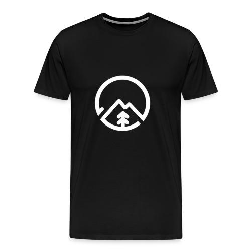 sol apparel white - Men's Premium T-Shirt