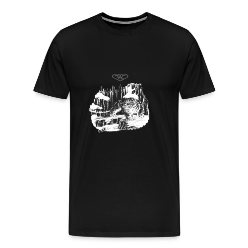 73 tiger - Men's Premium T-Shirt