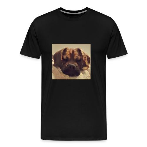 Smush Face - Men's Premium T-Shirt