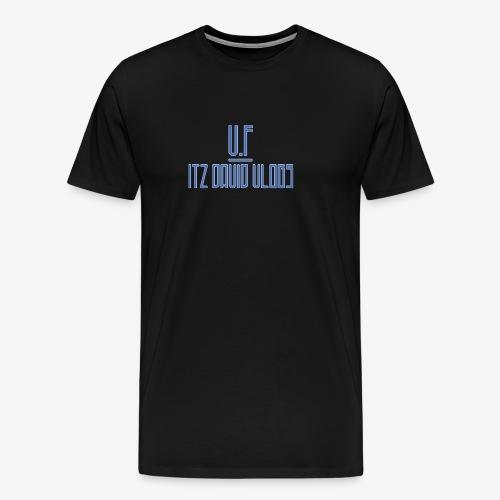 ITZ DAVID VLOGS VLOG FAMIY - Men's Premium T-Shirt