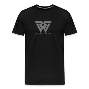 REBEL LOGO - Men's Premium T-Shirt