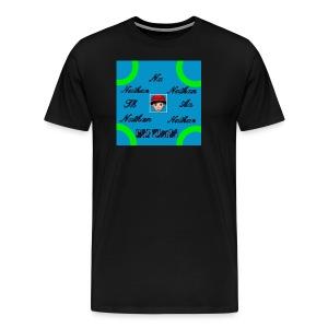Nathan logo - Men's Premium T-Shirt