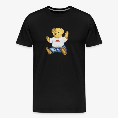 Team Brew Mascot - Men's Premium T-Shirt
