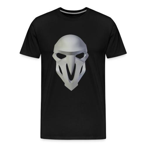 Overwatch- Reaper - Men's Premium T-Shirt
