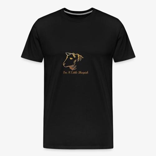 Sheepish - Men's Premium T-Shirt