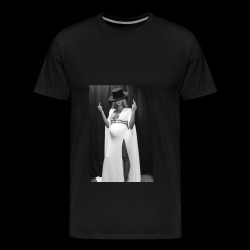 Beyonce grammys - Men's Premium T-Shirt