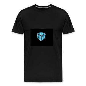 baseball_ inferno - Men's Premium T-Shirt