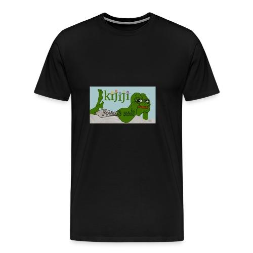 Classic Prank Call Shirt - Men's Premium T-Shirt
