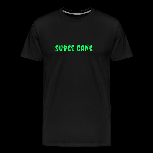 Surge Gang Slime - Men's Premium T-Shirt