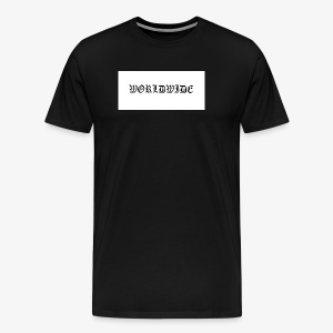 wordlwide - Men's Premium T-Shirt