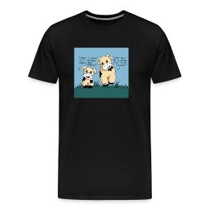 cow tales - Men's Premium T-Shirt
