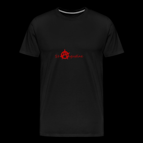 St Augustine - Men's Premium T-Shirt