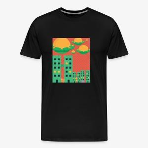wierd stuff - Men's Premium T-Shirt
