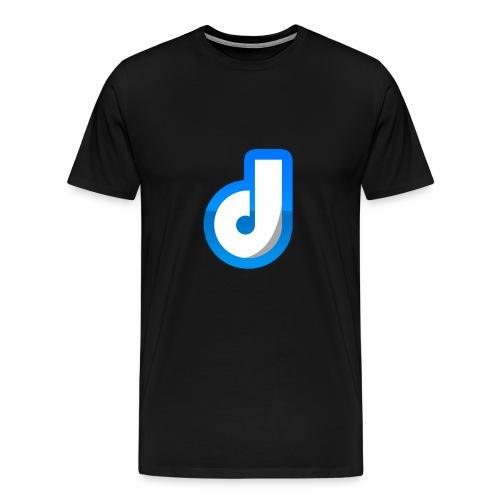 Logo van Dinaih - Men's Premium T-Shirt