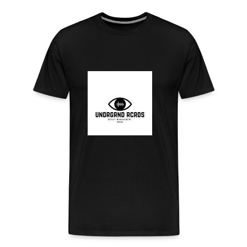 underground establishment - Men's Premium T-Shirt