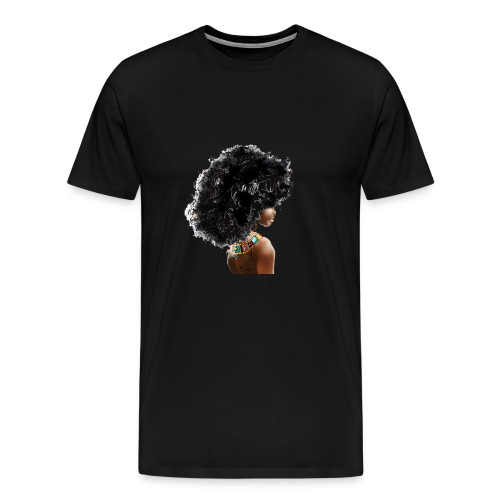 The Black Girl Experience - Men's Premium T-Shirt