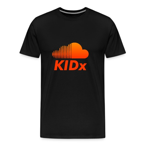 SOUNDCLOUD RAPPER KIDx - Men's Premium T-Shirt