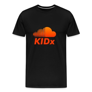 SOUNDCLOUD RAPPER KIDx - Men's Premium T-Shirt