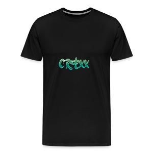 Crexx Vine Bright - Men's Premium T-Shirt