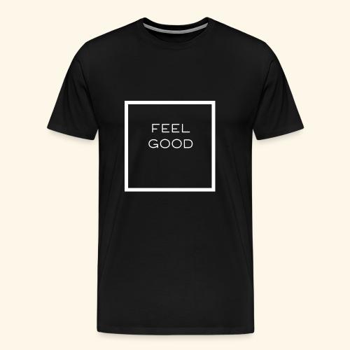 Feel Good logo - Men's Premium T-Shirt