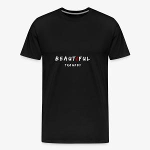 Beautiful Tragedy Band - Men's Premium T-Shirt
