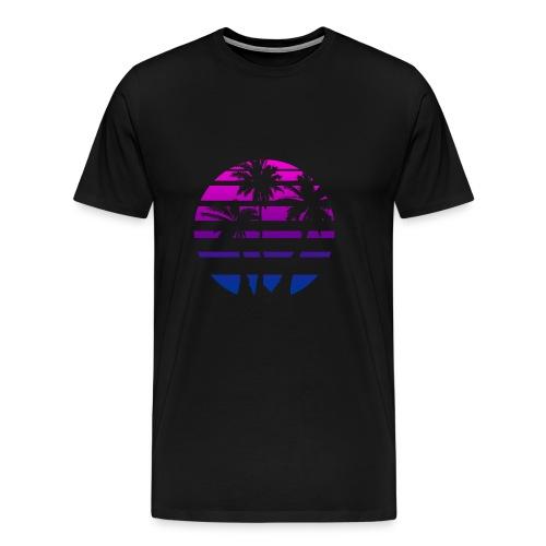 Trophical Aesthetic - Men's Premium T-Shirt