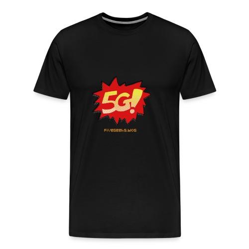 five geeks mini 2 - Men's Premium T-Shirt