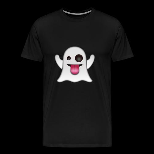 Ghost Emote - Men's Premium T-Shirt