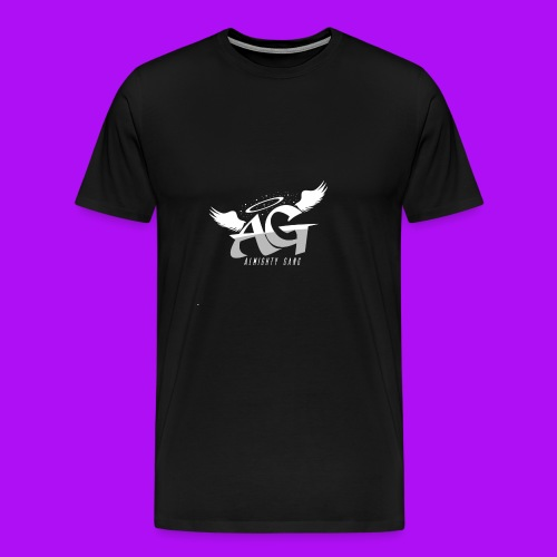 Almighty Gang Logo - Men's Premium T-Shirt
