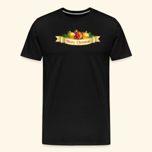 Merry Christmas To All - Men's Premium T-Shirt