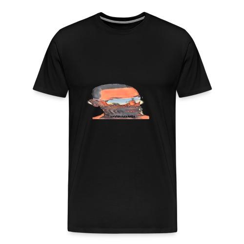 Dr. Zebmen - Men's Premium T-Shirt