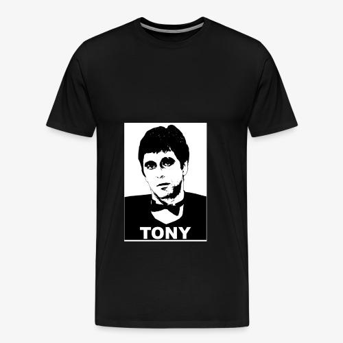 Tony Montana - Men's Premium T-Shirt