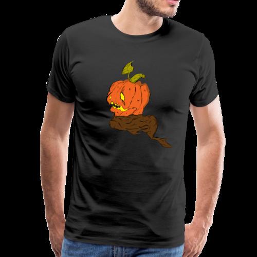 Jack-o'-lantern - Men's Premium T-Shirt