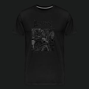 Mortal Curse Single Cover Design - Men's Premium T-Shirt