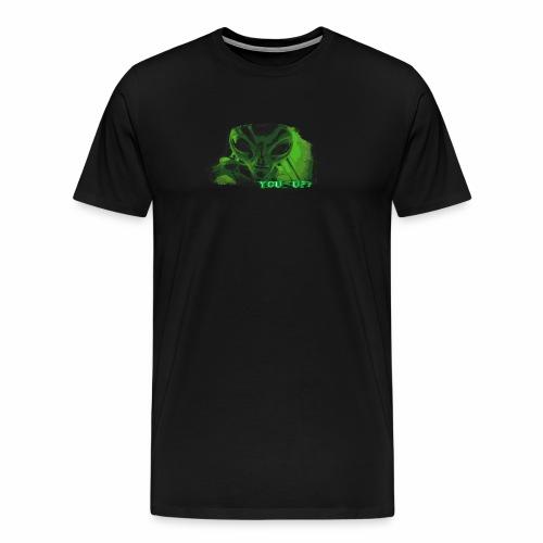 Alien You Up? - Men's Premium T-Shirt