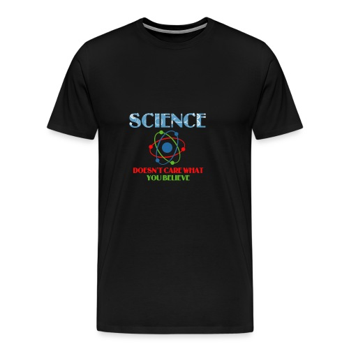 Best Science Shirt. Costume For Daughter/Son - Men's Premium T-Shirt