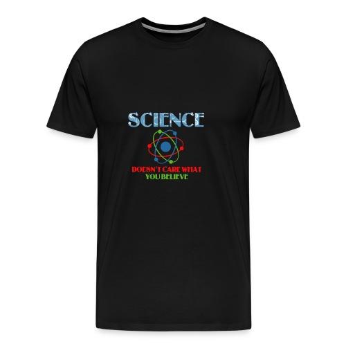 Best Science Shirt. Costume For Daughter/Son - Men's Premium T-Shirt