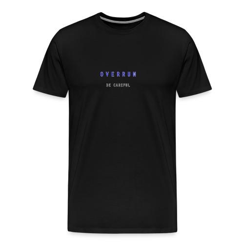 OVERRUN - Men's Premium T-Shirt