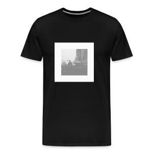 The King's Dead! - Men's Premium T-Shirt